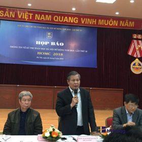 Kì thi toán học Hà Nội mở rộng năm nay đón thí sinh Quốc tế (1)