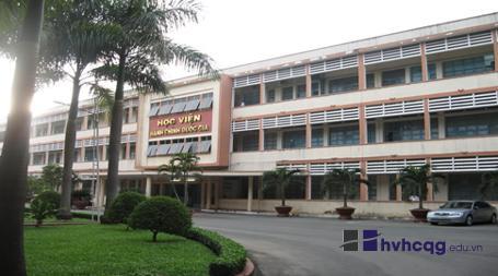 Cơ hội chọn ngành ở Học viện Hành chính quốc gia