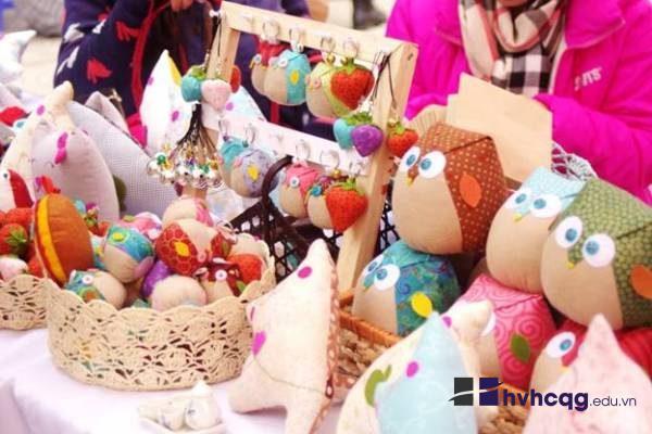 Kinh doanh đồ handmade: Tổng hợp những vấn đề cần nắm