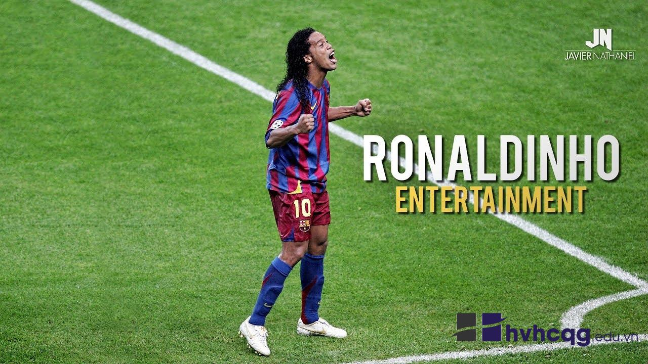 Tiểu sử Ronaldinho - Chàng răng vổ của nền bóng đá