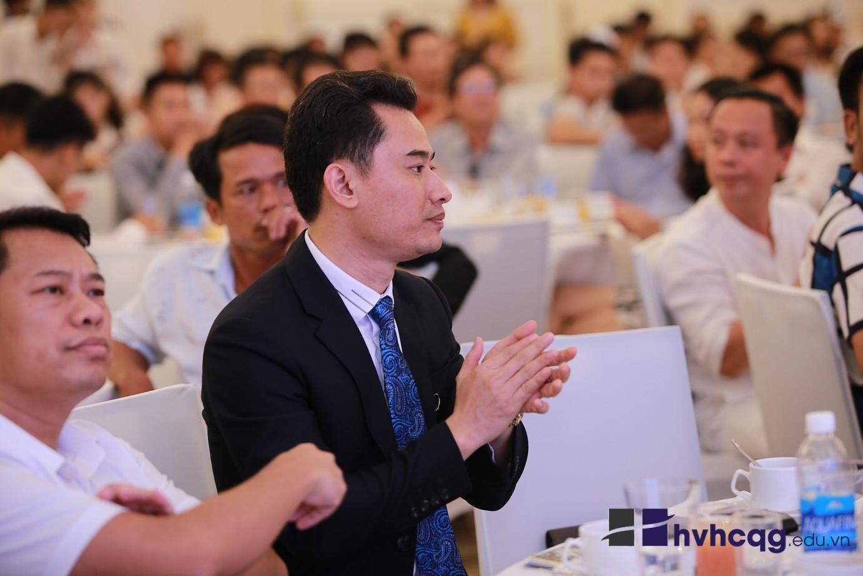 Ông Bùi Văn Tự - Chủ tịch HĐQT Tập đoàn T&G